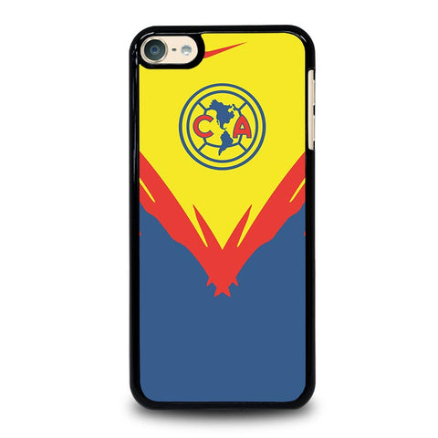 CLUB AMERICA AGUILAS LOGO iPod Touch 4 5 6 Generation 4th 5th 6th Case - Best Custom iPod Cover Design