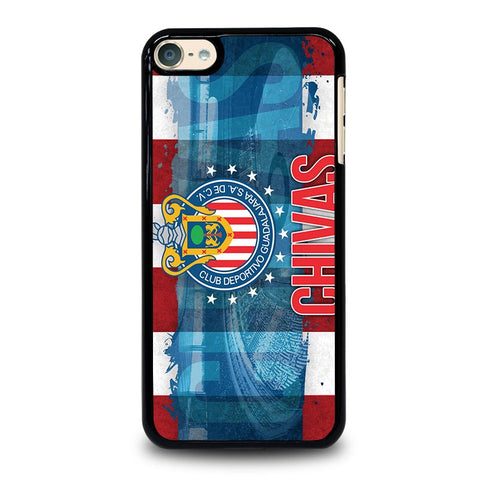 CLUB DEPORTIVO GUADALAJARA iPod Touch 4 5 6 Generation 4th 5th 6th Case - Best Custom iPod Cover Design