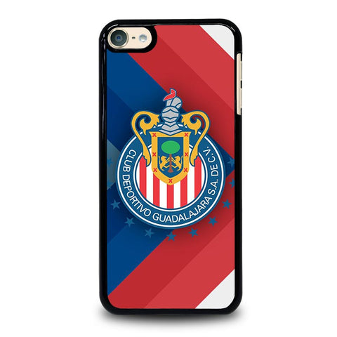CLUB DEPORTIVO GUADALAJARA CHIVAS 2 iPod Touch 4 5 6 Generation 4th 5th 6th Case - Best Custom iPod Cover Design