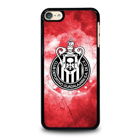 CLUB DEPORTIVO GUADALAJARA CHIVAS 3 iPod Touch 4 5 6 Generation 4th 5th 6th Case - Best Custom iPod Cover Design
