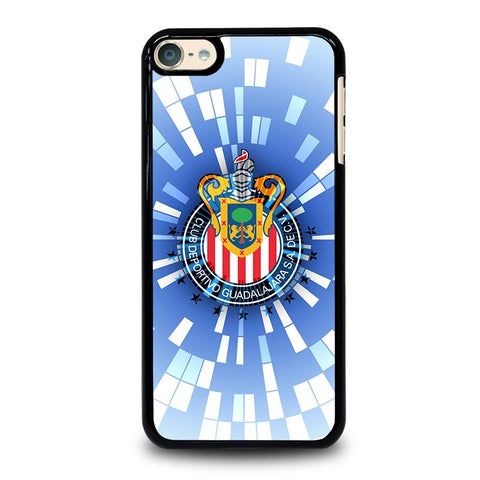 CLUB DEPORTIVO GUADALAJARA CHIVAS 6 iPod Touch 4 5 6 Generation 4th 5th 6th Case - Best Custom iPod Cover Design