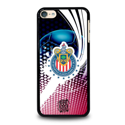 CLUB DEPORTIVO GUADALAJARA CHIVAS 7 iPod Touch 4 5 6 Generation 4th 5th 6th Case - Best Custom iPod Cover Design