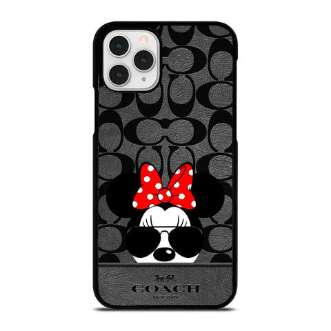COACH NEW YORK DISNEY MICKEY MOUSE-iphone-11-pro-case
