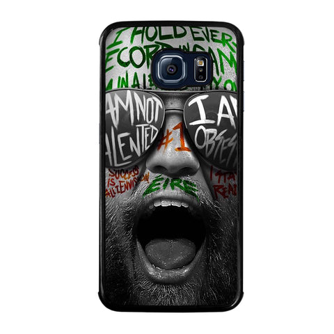 CONOR McGREGOOR MMA FIGHTER-samsung-galaxy-S6-edge-case