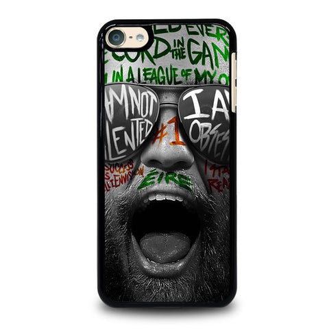 CONOR McGREGOOR MMA FIGHTER iPod Touch 4 5 6 Generation 4th 5th 6th Case - Best Custom iPod Cover Design