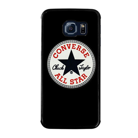 CONVERSE ALL STAR LOGO-samsung-galaxy-S6-edge-case