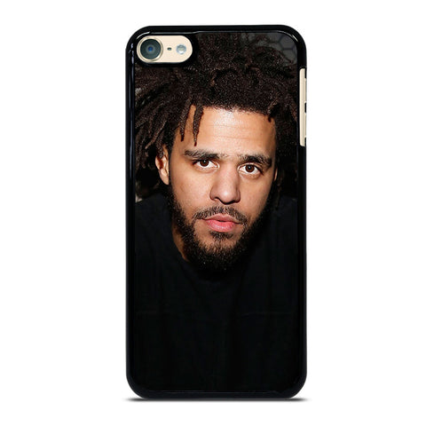 COOL J-COLE iPod Touch 4 5 6 Generation 4th 5th 6th Case - Best Custom iPod Cover Design