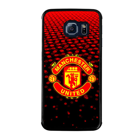 COOL MANCHESTER UNITED LOGO-samsung-galaxy-S6-edge-case