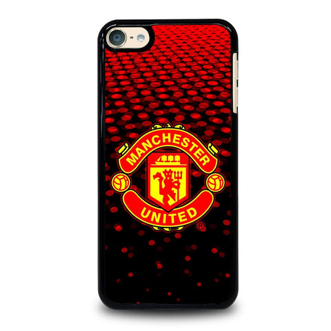 COOL MANCHESTER UNITED LOGO iPod Touch 4 5 6 Generation 4th 5th 6th Case - Best Custom iPod Cover Design
