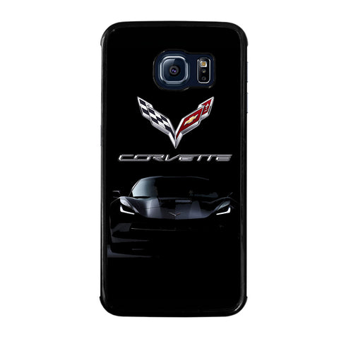 CORVETTE CHEVY-samsung-galaxy-S6-edge-case