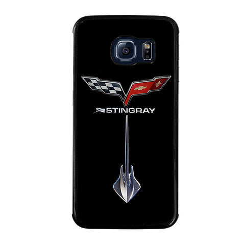 CORVETTE STINGRAY-samsung-galaxy-S6-edge-case