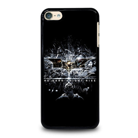 CRACKED OUT GLASS BATMAN THE DARK KNIGHT 1 iPod Touch 4 5 6 Generation 4th 5th 6th Case - Best Custom iPod Cover Design