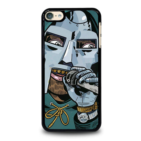 DANIEL DUMILE MF DOOM iPod Touch 4 5 6 Generation 4th 5th 6th Case - Best Custom iPod Cover Design