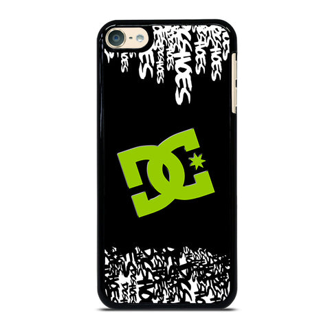 DC SHOES iPod Touch 4 5 6 Generation 4th 5th 6th Case - Best Custom iPod Cover Design