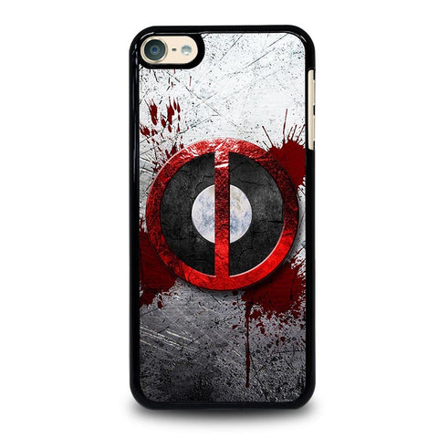 DEADPOOL RESOLUTION BLOOD MARVEL iPod Touch 4 5 6 Generation 4th 5th 6th Case - Best Custom iPod Cover Design