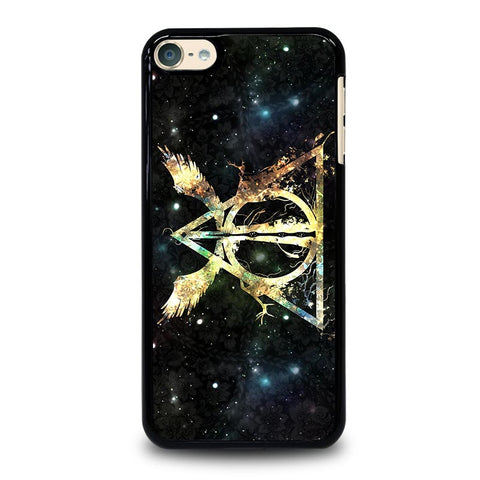 DEATHLY HALLOWS HARRY POTTER ICON iPod Touch 4 5 6 Generation 4th 5th 6th Case - Best Custom iPod Cover Design