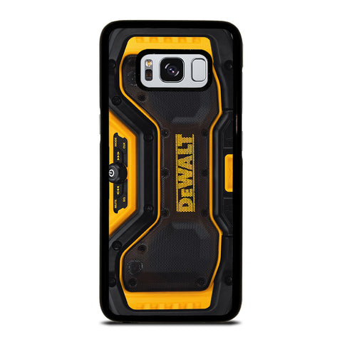 DEWALT BLUETOOTH RADIO Samsung Galaxy S8 Case