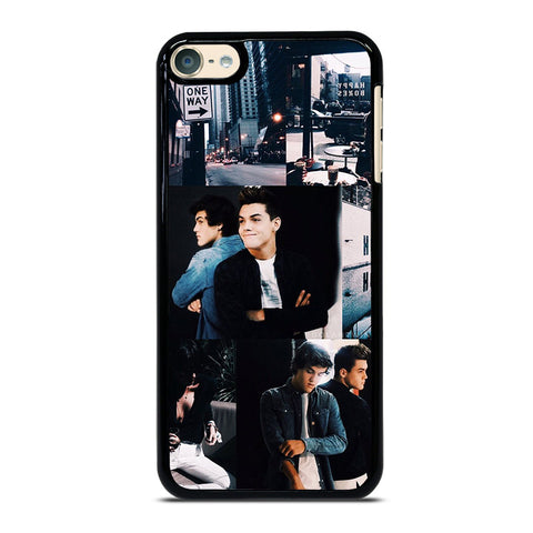 DOLAN TWINS 6 iPod Touch 4 5 6 Generation 4th 5th 6th Case - Best Custom iPod Cover Design