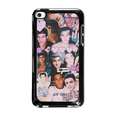 DOLAN TWINS COLLAGE-ipod-touch-4-case
