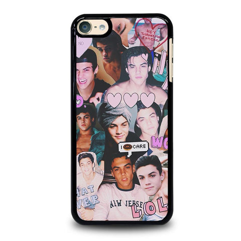 DOLAN TWINS COLLAGE iPod Touch 4 5 6 Generation 4th 5th 6th Case - Best Custom iPod Cover Design