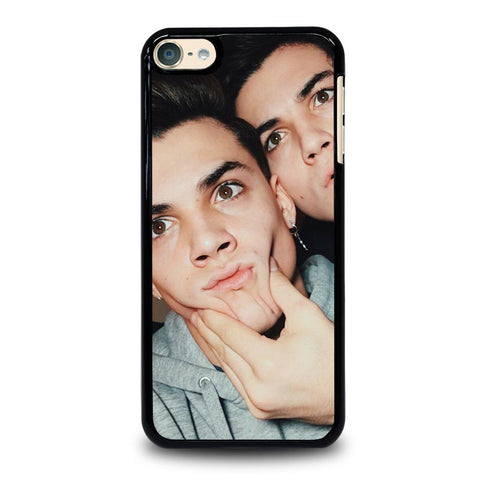DOLAN TWINS iPod Touch 4 5 6 Generation 4th 5th 6th Case - Best Custom iPod Cover Design