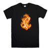 DRAGON EMBROIDERY-mens-t-shirt-Black