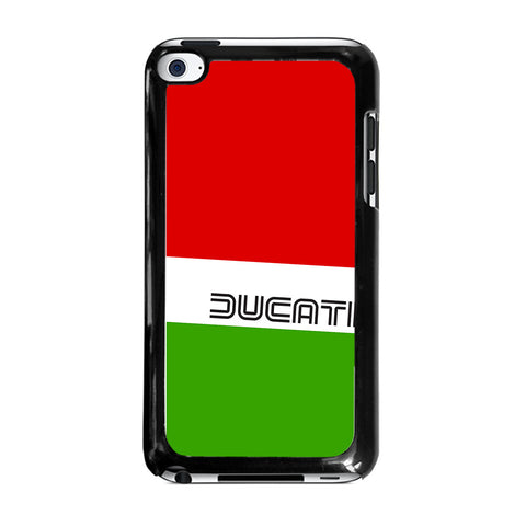DUCATI LOGO ITALY-ipod-touch-4-case