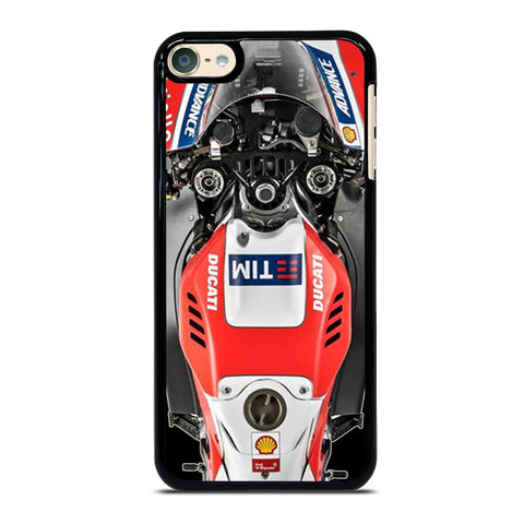 DUCATI RACING MOTO GP iPod Touch 4 5 6 Generation 4th 5th 6th Case - Best Custom iPod Cover Design