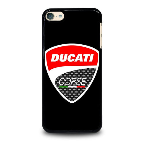 DUCATI CORSE LOGO MOTOGP iPod Touch 4 5 6 Generation 4th 5th 6th Case - Best Custom iPod Cover Design