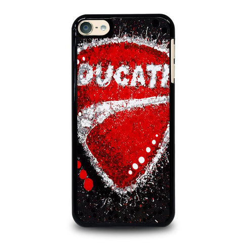 DUCATI LOGO ART iPod Touch 4 5 6 Generation 4th 5th 6th Case - Best Custom iPod Cover Design