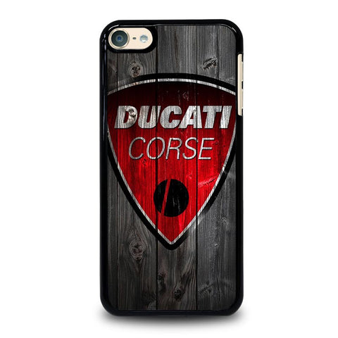 DUCATI LOGO CUSTOM iPod Touch 4 5 6 Generation 4th 5th 6th Case - Best Custom iPod Cover Design