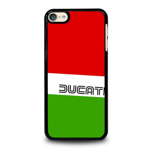 DUCATI LOGO ITALY iPod Touch 4 5 6 Generation 4th 5th 6th Case - Best Custom iPod Cover Design
