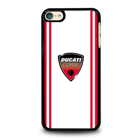 DUCATI LOGO MOTOGP iPod Touch 4 5 6 Generation 4th 5th 6th Case - Best Custom iPod Cover Design