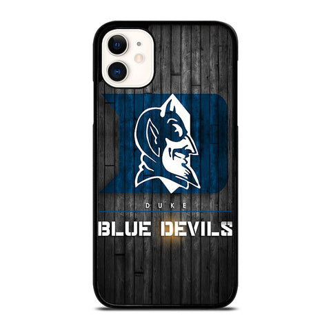 DUKE BLUE DEVILS LOGO iPhone 11 Case