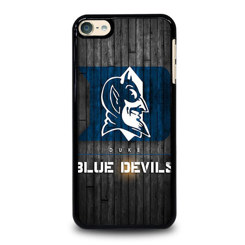 DUKE BLUE DEVILS LOGO iPod Touch 4 5 6 Generation 4th 5th 6th Case - Best Custom iPod Cover Design