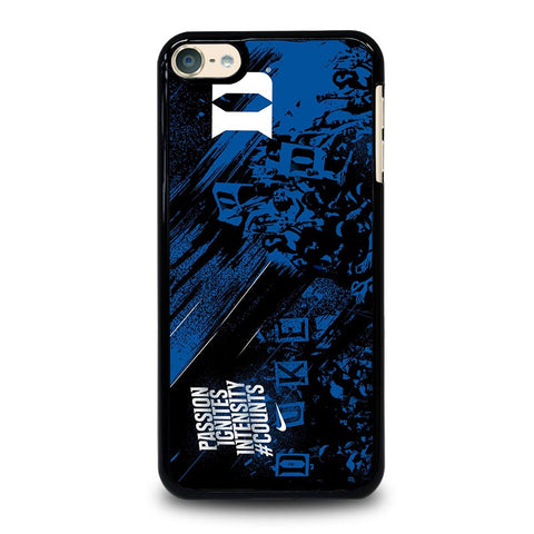DUKE BLUE DEVILS UNIVERSITY iPod Touch 4 5 6 Generation 4th 5th 6th Case - Best Custom iPod Cover Design