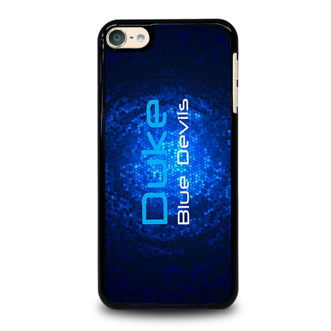 DUKE BLUE DEVILS iPod Touch 4 5 6 Generation 4th 5th 6th Case - Best Custom iPod Cover Design