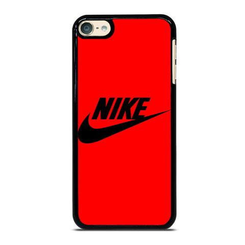 ELEGANT NIKE RED iPod Touch 4 5 6 Generation 4th 5th 6th Case - Best Custom iPod Cover Design