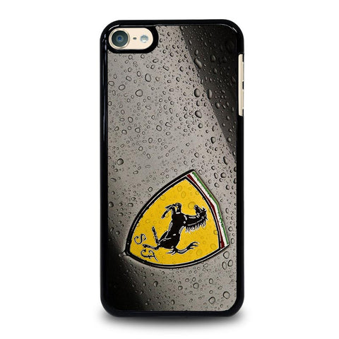 FERARRI EMBLEM iPod Touch 4 5 6 Generation 4th 5th 6th Case - Best Custom iPod Cover Design