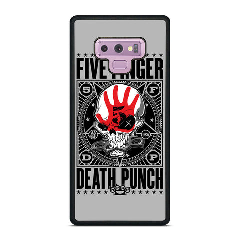 FIVE FINGER DEATH PUNCH 3 Samsung Galaxy Note 9 Case