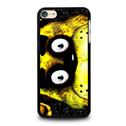 FIVE NIGHTS FREDDY GOLDEN iPod Touch 4 5 6 Generation 4th 5th 6th Case - Best Custom iPod Cover Design