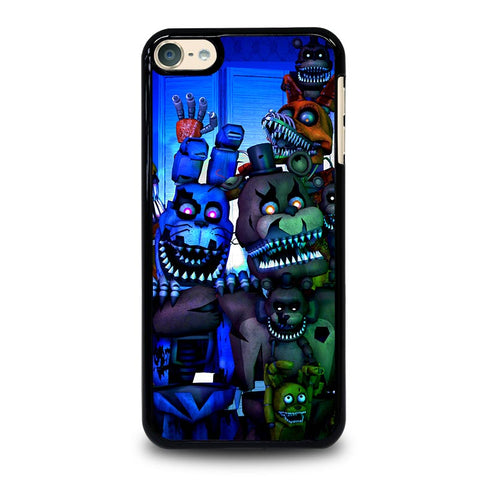 FIVE NIGHTS FREDDY'S GANG iPod Touch 4 5 6 Generation 4th 5th 6th Case - Best Custom iPod Cover Design