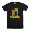 FLAMING LIPS-mens-t-shirt-Black