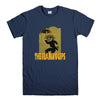 FLAMING LIPS-mens-t-shirt-Navy
