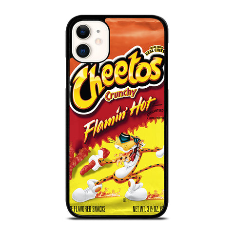 FLAMIN HOT CHEETOS iPhone 11 Case