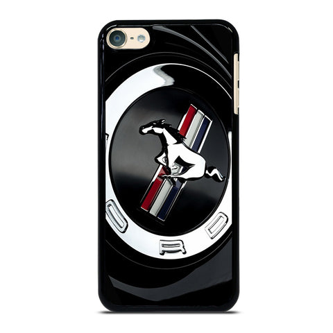FORD MUSTANG EMBLEM iPod Touch 4 5 6 Generation 4th 5th 6th Case - Best Custom iPod Cover Design