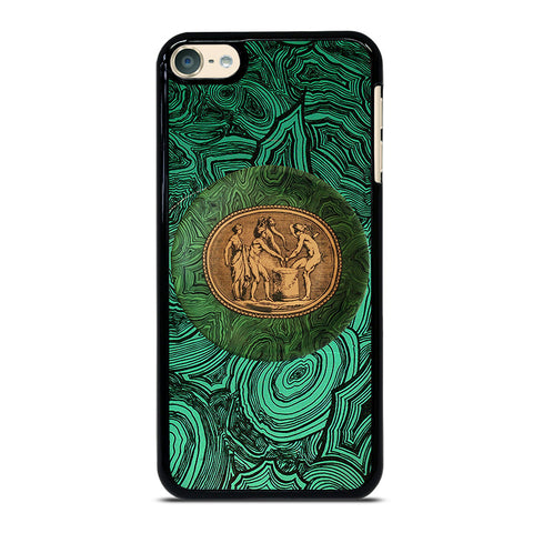 FORNASETTI MALACHITE iPod Touch 4 5 6 Generation 4th 5th 6th Case - Best Custom iPod Cover Design