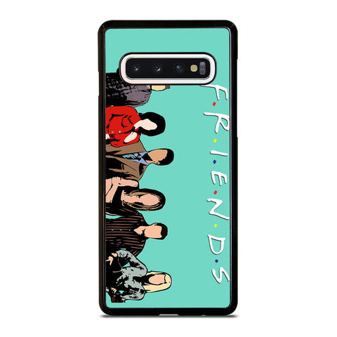 FRIENDS F.R.I.E.N.D.S Samsung Galaxy S3 S4 S5 S6 S7 S8 S9 Plus Edge Note 3 4 5 8 Case - Best Custom Phone Cover Design