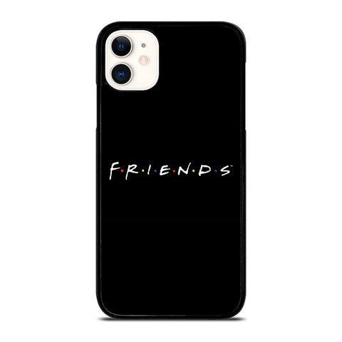 FRIENDS MINIMALISTIC iPhone 11 Case