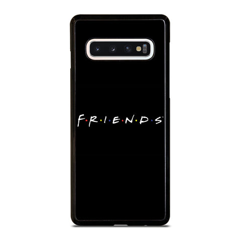 FRIENDS MINIMALISTIC Samsung Galaxy S3 S4 S5 S6 S7 S8 S9 Plus Edge Note 3 4 5 8 Case - Best Custom Phone Cover Design